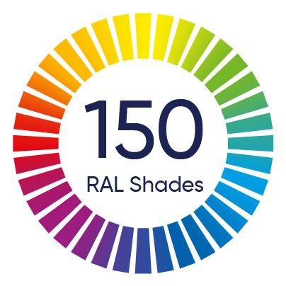 150 ral shades image