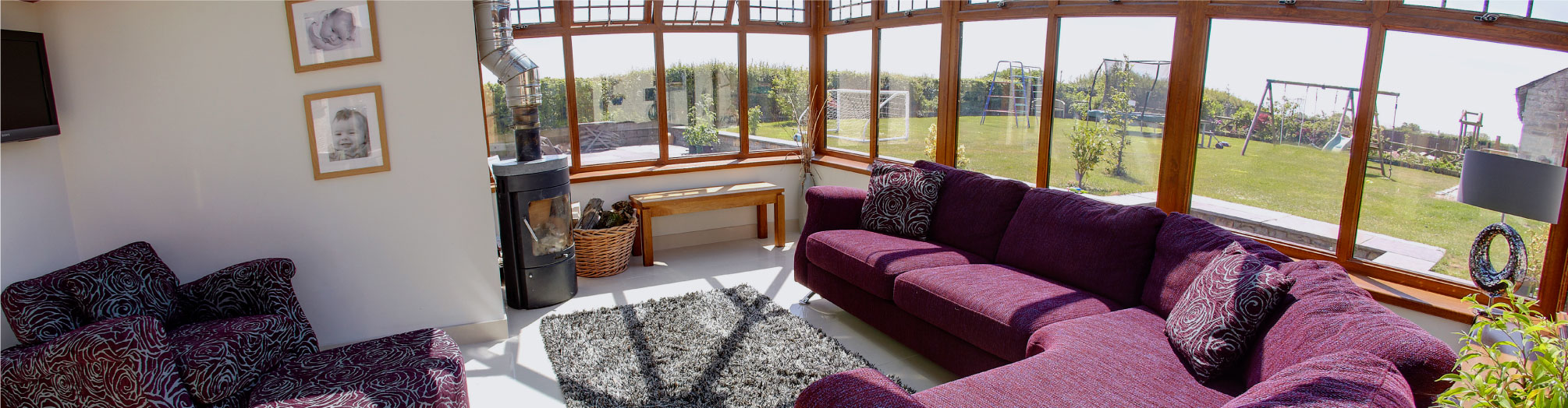 Conservatories header image