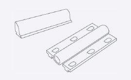 bi fold accessory finishes image