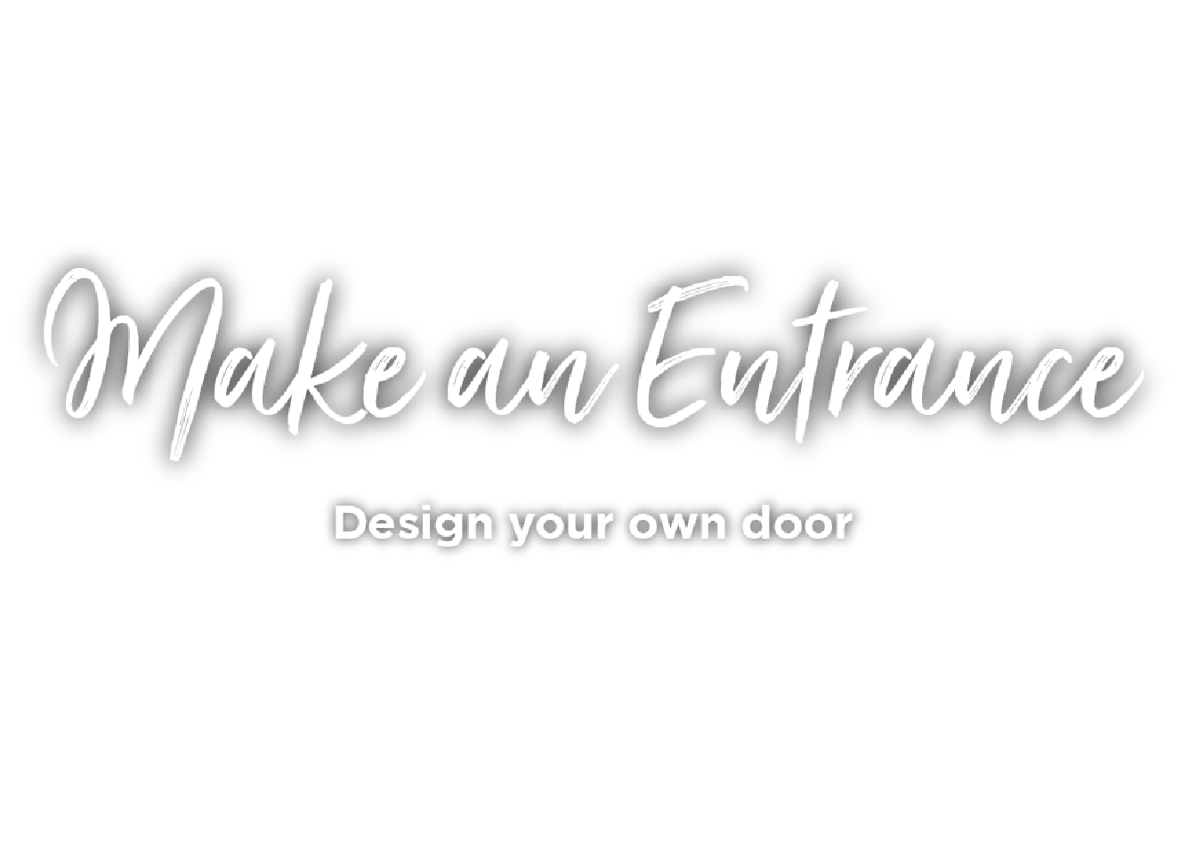Design Your Own Door for Free