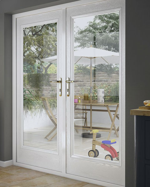 French doors header image