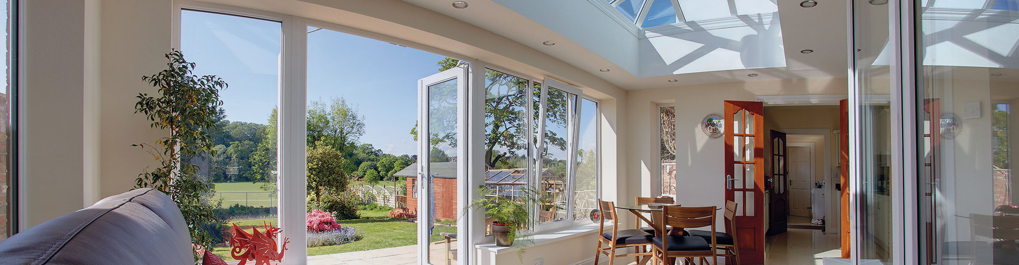 Tiled Roof Conservatories header image