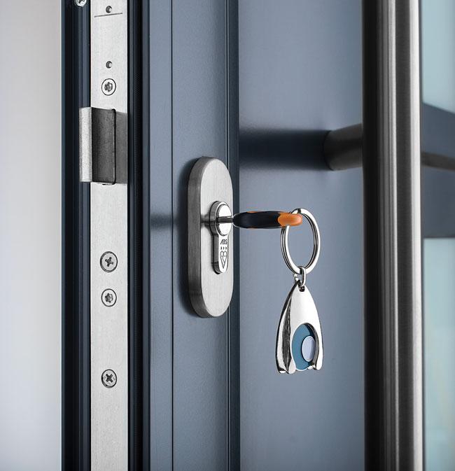 bi-fold doors handle image